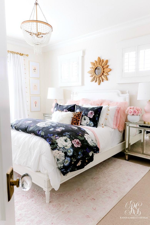 girly teen bedroom makeover randi