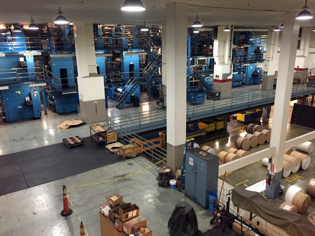 chicago tribune printing presses 3