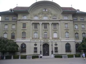 Szwajcarski Bank Narodowy w Bernie