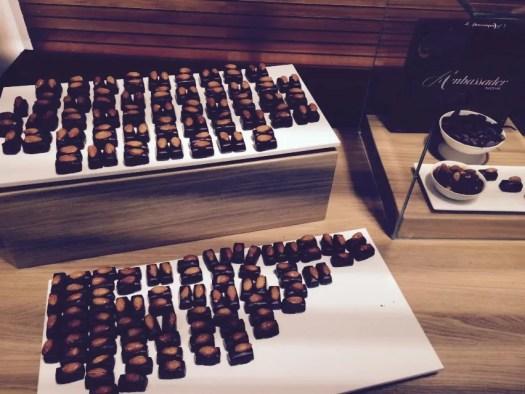 fabryka czekolady Brok Cailler