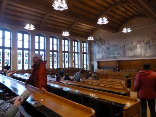 Bern Rathaus; Ratusz w Bernie