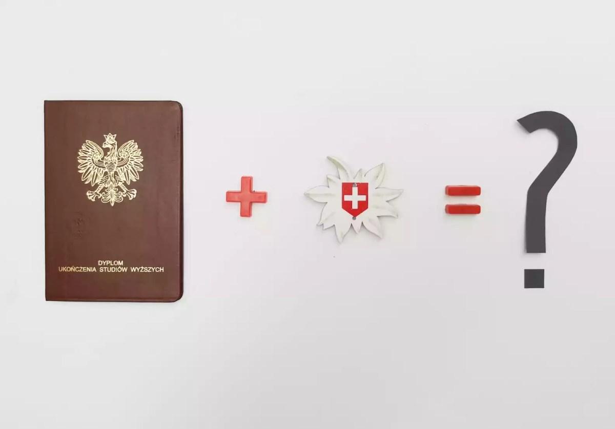 Mam wyższe wykształcenie, jestem ekspertem, szukam pracy w Szwajcarii. Dlaczego Szwajcarzy nie zatrudniają imigrantek?
