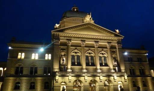 Parlament w Bernie