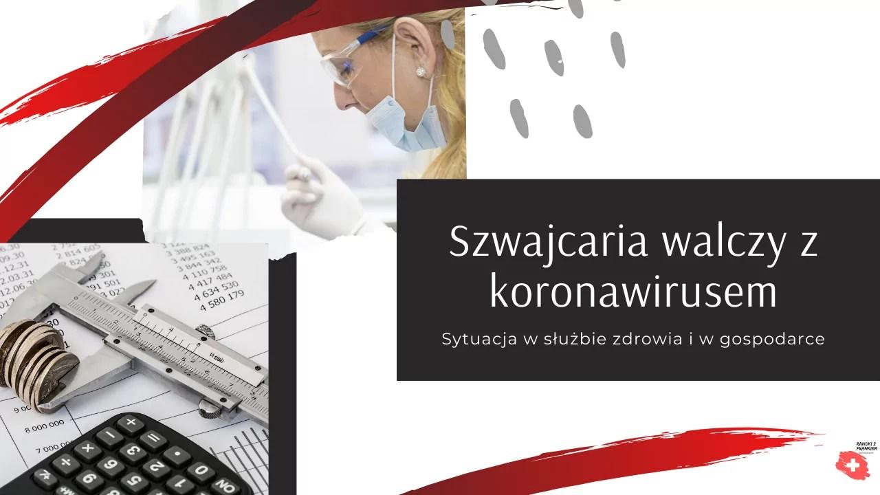 koronawirus w Szwajcarii