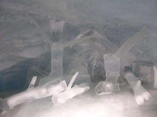 Eispalast Jungfraujoch