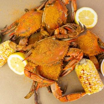 crabs, R&L Crab Co, R&L Crab LLC, crab delivery, steamed crabs