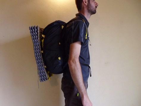 rando inside, randonnée, sac