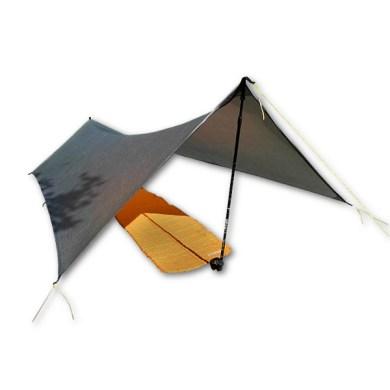 rando inside, randonnée, tente ultralégère, tarp, abris