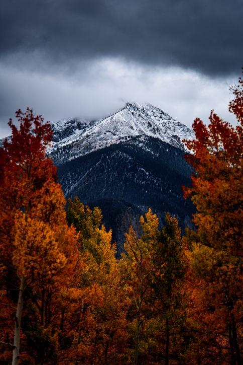 rando inside, randonnée, randonnée automne