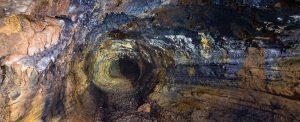 Visites du tunnel de lave Bleu