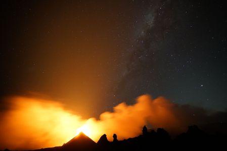 Eruption Piton de la Fournaise 28 septembre 2018 (1)