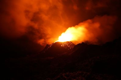 Eruption Piton de la Fournaise 28 septembre 2018 (2)