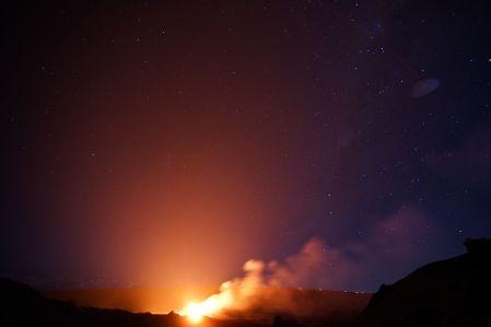 Eruption Piton de la Fouurnaise 15 septembre 2018 Tunnels de lave réunion ; Rando Volcan (5)