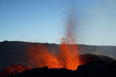 Eruption Piton de la Fouurnaise 15 septembre 2018 Tunnels de lave réunion ; Rando Volcan (8)