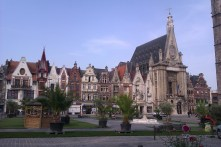 Bethune - La Grand Place