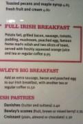 10-Full Irish breakfast at Bewleys Grafton Street1