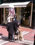 11-Hommes pancartes in Grafton Street2