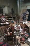 12-Dublin The Hugh Lane Francis Bacon's Studio
