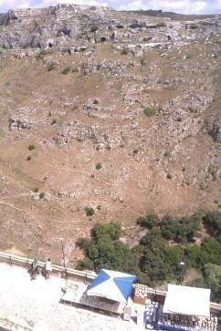 16-Matera côté canyon