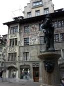 Place à Lucerne