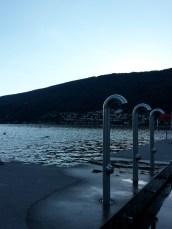 plage du lac de Bienne