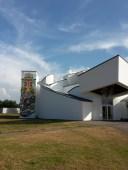 Vitra museum by Franck Ghery