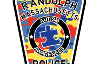 Randolph Police Selling Patches to Raise Money for Autism Awareness