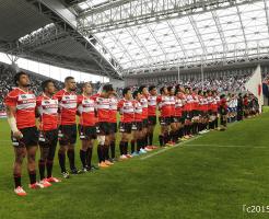 ラグビー2015日本代表