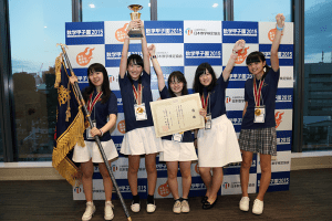 神戸女学院高等学部「Primeチーム」
