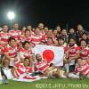 ラグビーワールドカップ2015日本代表チャリティーオークション開催中!!