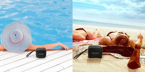 完全防水Bluetoothスピーカー「Anker® SoundCore Sport」