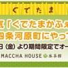 「ぐでたまかふぇ」が京都・四条河原町に本日3月18日(金)から期間限定でオープン!!