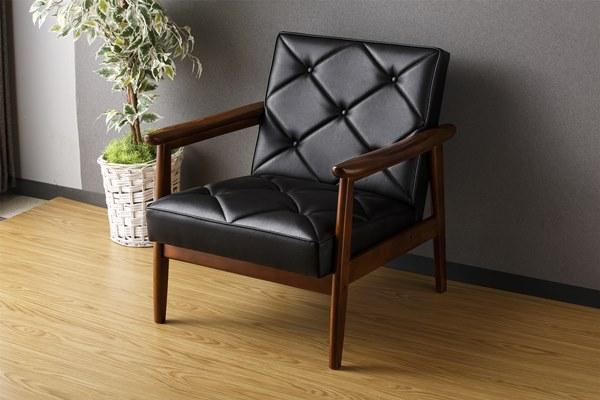 カリモク家具 肘掛椅子