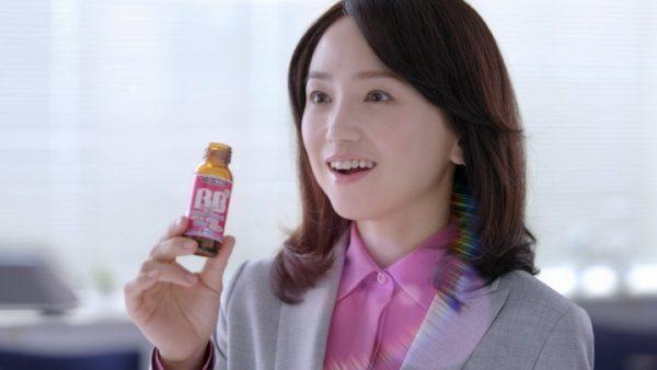 チョコラBB 永作博美さん