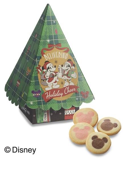 """""""ディズニー""""クリスマスツリー(2種7個入)"""