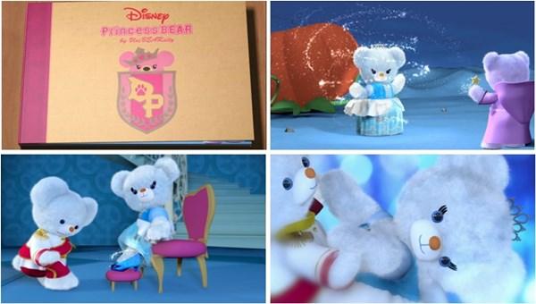 新シリーズ『Disney Princess BEAR by UniBEARsity((ディズニープリンセスベア バイ ユニベアシティ)』