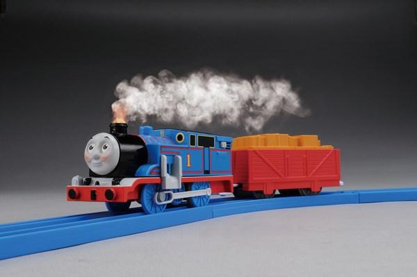 「蒸気がシュッシュッ!トーマスセット」