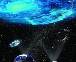 家庭用プラネタリウム「HOMESTAR BB-8」と「HOMESTAR R2-D2」