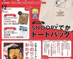 『レタスクラブ』12月増刊号