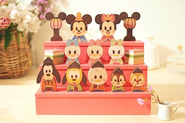 『Disney | KIDEA〈ひなまつり〉』