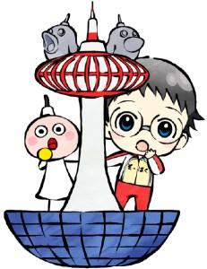 「弱虫ペダル GLORY LINE 京都ステージ in 京都タワー」