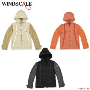 仮面ライダーW WIND SCALE F-ジャケット