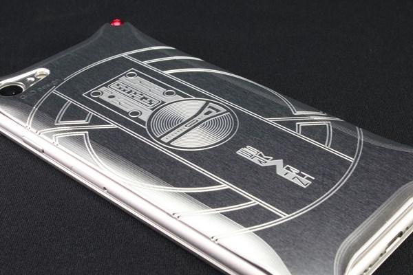 仮面ライダー555 ジュラルミンiPhone 7&8ケース