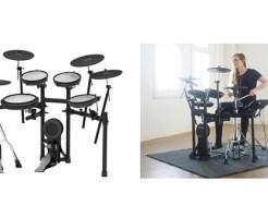 自宅練習に最適な「Vドラム」の最新モデル