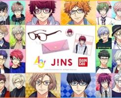 『A3!×JINS×BANDAI』