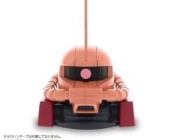 『機動戦士ガンダム シャア専用ザクヘッド テープカッター』