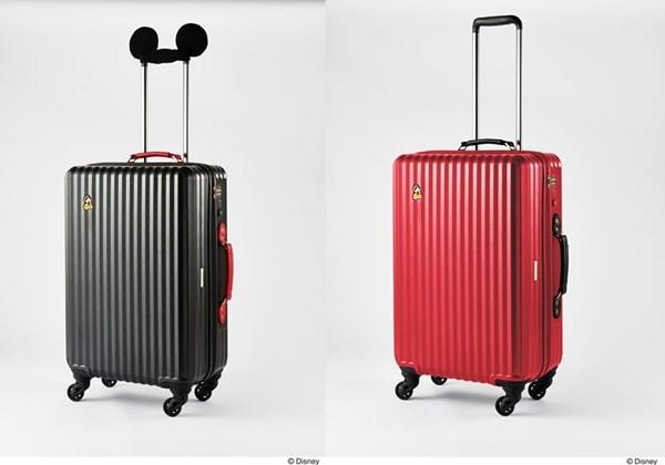Jewelna Roseミッキー・スーツケース