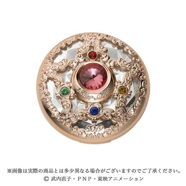 コスメ『ミラクルロマンス シャイニングムーンパウダー 2019 Limited Edition』