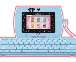 『ディズニー&ディズニーピクサーキャラクターズ マジカル・ミー・パッド&専用ソフト マジカルキーボードセット』