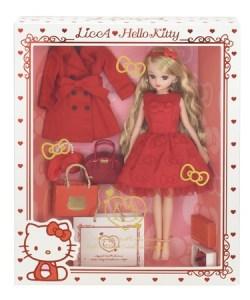 『LiccA Stylish Doll Collections(リカ スタイリッシュドールコレクション) ハローキティ セレブレーション スタイル』